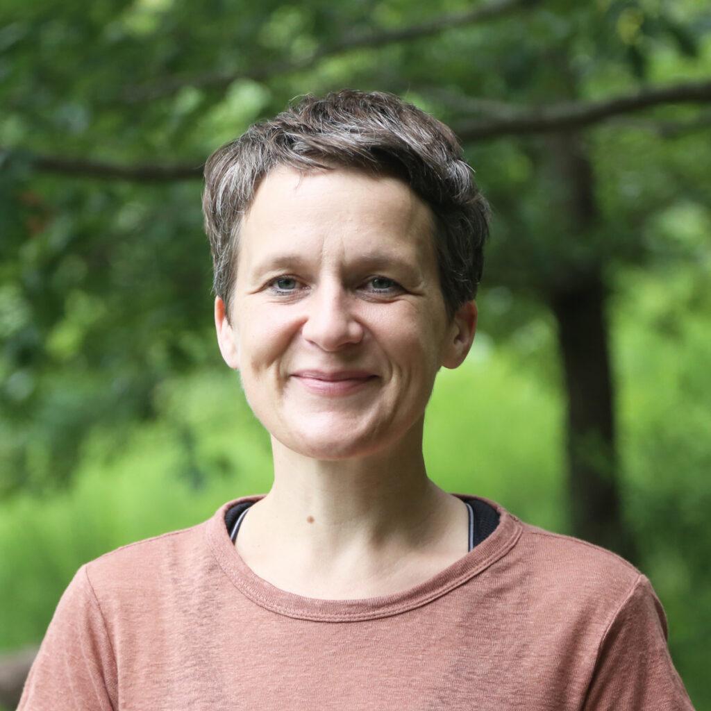 Portrait Sarah Kindermann